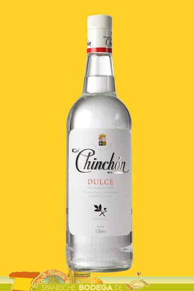 Chinchon Anis Dulce Süßer Anis 1 Liter