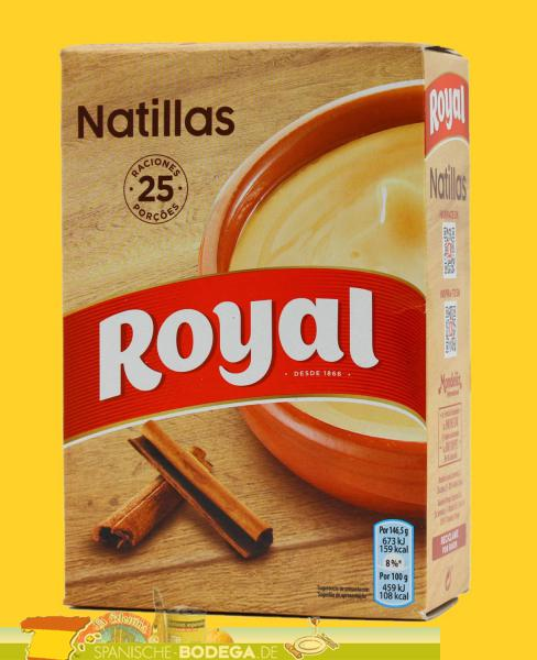 Royal Natillas caseras Dessertcreme 100g
