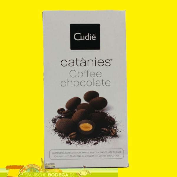Cudie Catanies Coffee chocolate 80g