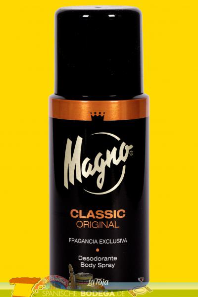 Magno Classic Original Deodorante Body Spray 150ml