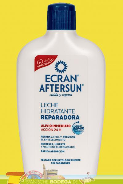 Ecran  Aftersun Lotion 400 ml Leche