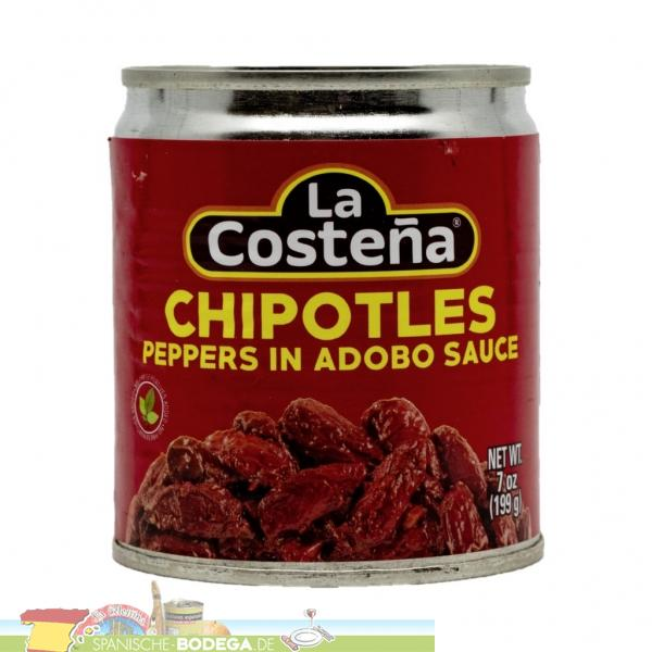 La Costena Salsa de Chipotle 140ml