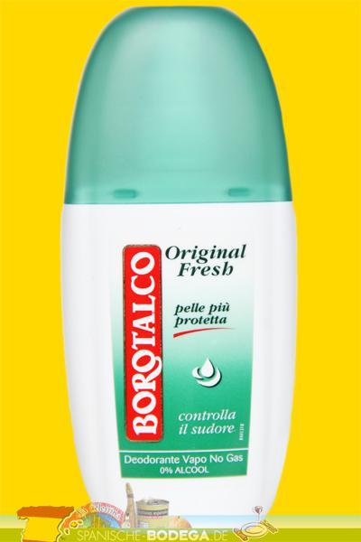 Intesa unisex guarana parfum deodorant spanische - Borotalco bagno ...