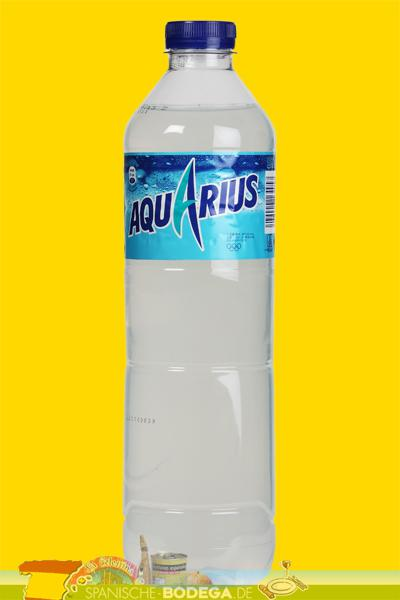 Aquarius Klassik Zitrone 1,5 Liter PET