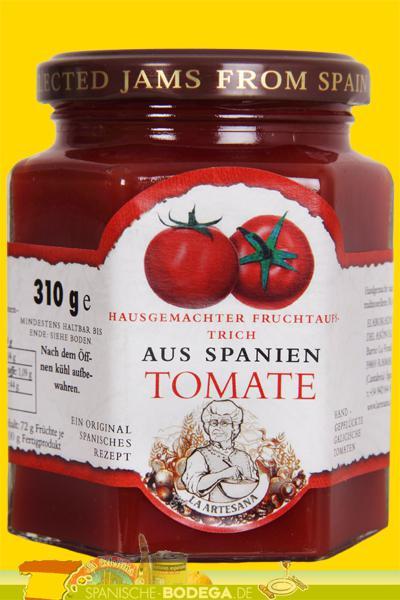 hausgemachter fruchtaufstrich aus tomaten spanische. Black Bedroom Furniture Sets. Home Design Ideas
