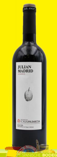 Julian Madrid Reserva de Familia 750ml