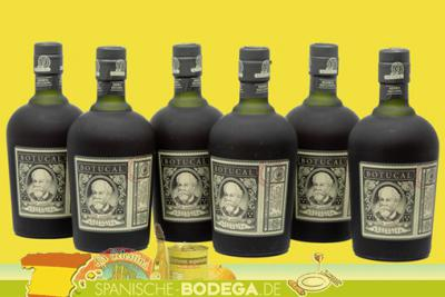 6 x 70cl Ron Botucal Reserva Especial Exclusiva 4,2l