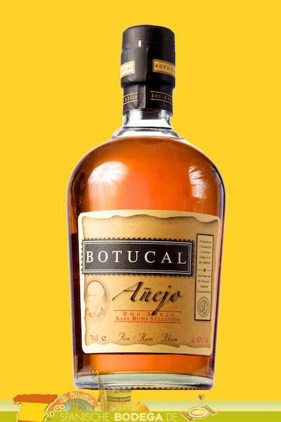 Ron Botucal Añejo 4 J.