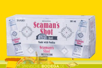 Original Seaman s Shot extra hot