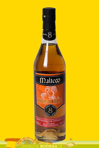 Malteco Spices and Rum 8 Jahre