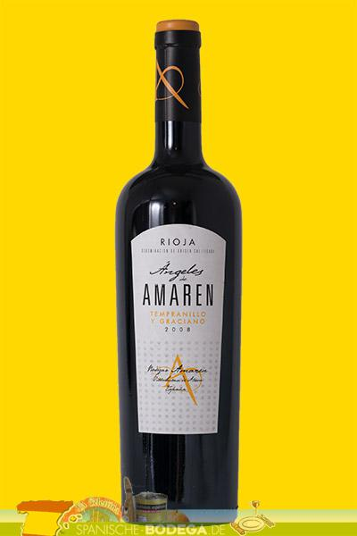 Angeles de Amaren Tempranillo und Graciano