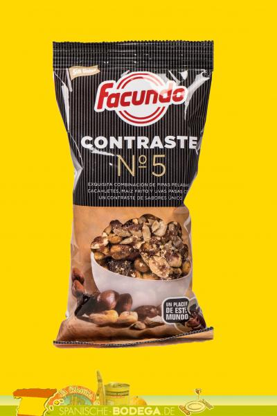 Facundo Contrase No5 Cocktailnüsse 80g