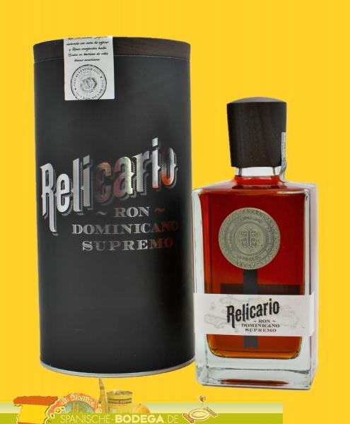 Relicario GB Ron Dominicano Supremo 700ml