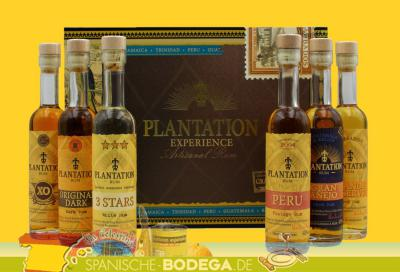 Plantation Cigar Box 6x100ml