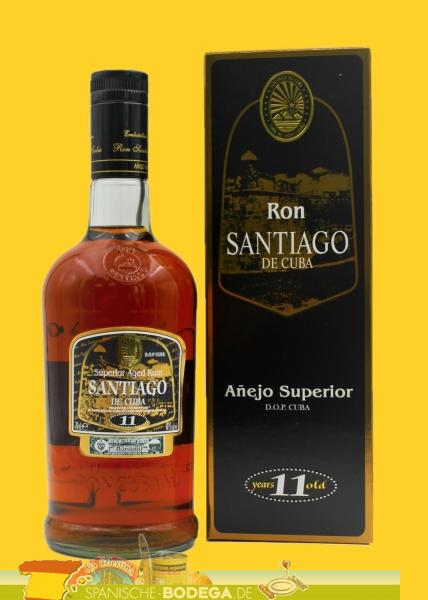 Ron Superior Anejo 11 anos 70cl