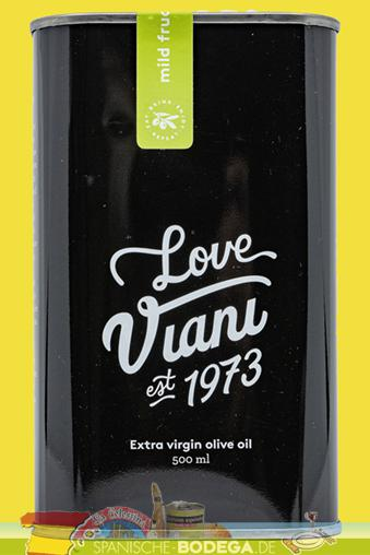 Olio Viani Gentle Love 500ml