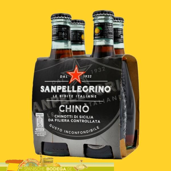 Chinotto San Pellegrino, 6er Pack