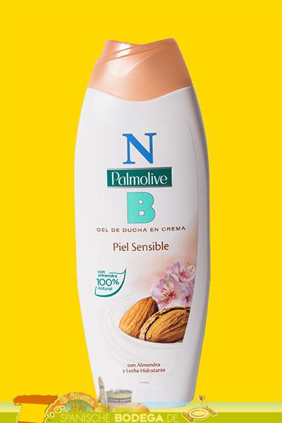 Palmolive Gel de ducha Piel Sensible 600ml