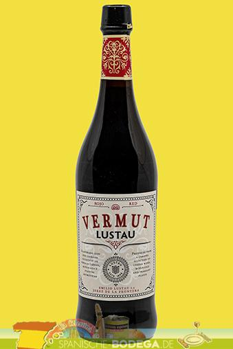 Lustau Vermut Red 15%Vol. 75cl