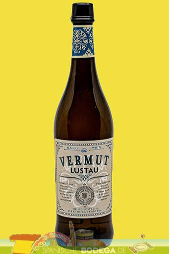 Lustau Vermut White 15% vol. 75cl