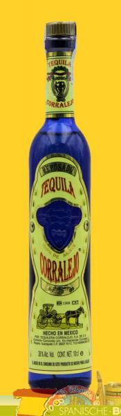 Tequila Corralejo Reposado 10cl 38%Vol.