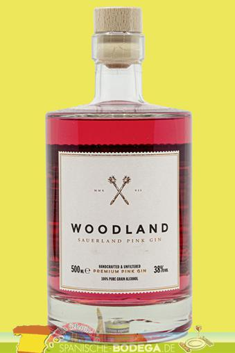 Woodland Pink Gin 500ml