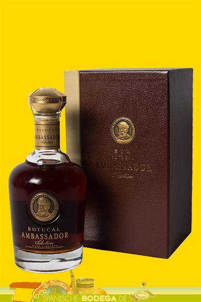 Botucal Ambassador Selection Rum 70cl