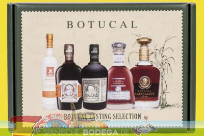 Botucal Tasting Selection 5x 40 cl.