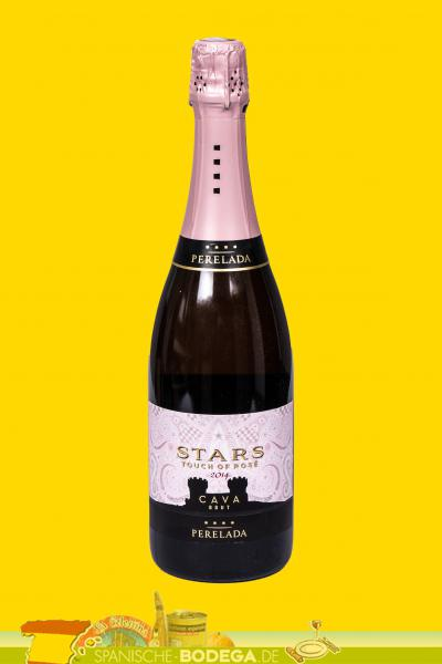 Cava Castillo Perelada Stars Touch of Rose