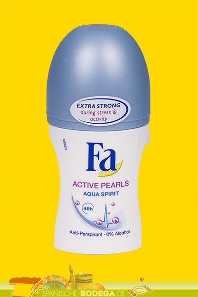 Fa Active Pearls Aqua Spirit Deo-Stick 50ml