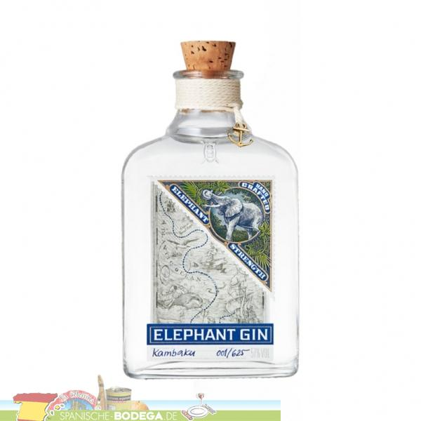 Elephant Gin Strength Gin 57% Vol. 50 cl.