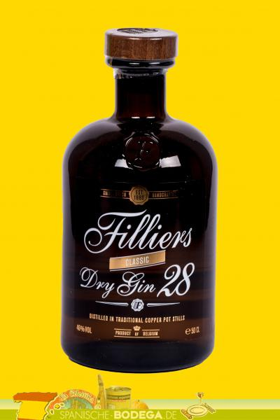 Filliers Dry Classic Gin 28