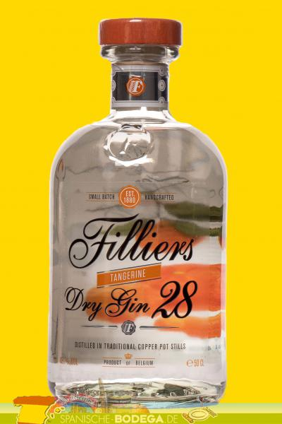 Filliers Dry Tangerine Dry Gin 28