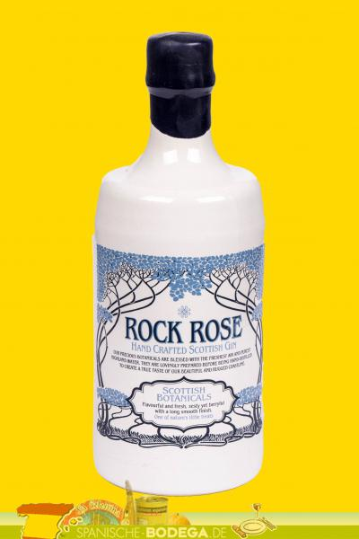 Rock Rose Hand Crafted Scottish, Gin 0,7L