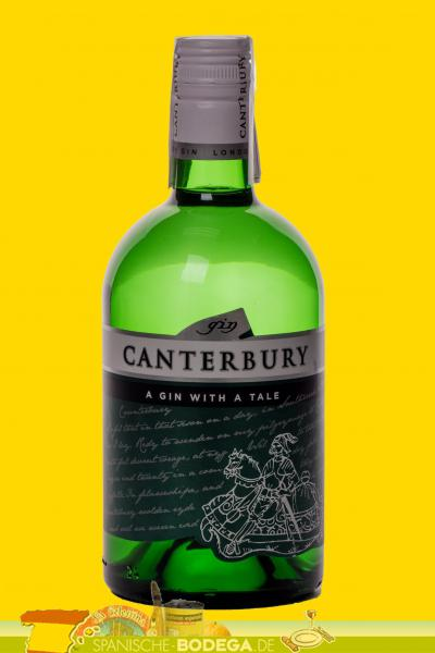 Canterbury a Gin With a Tale