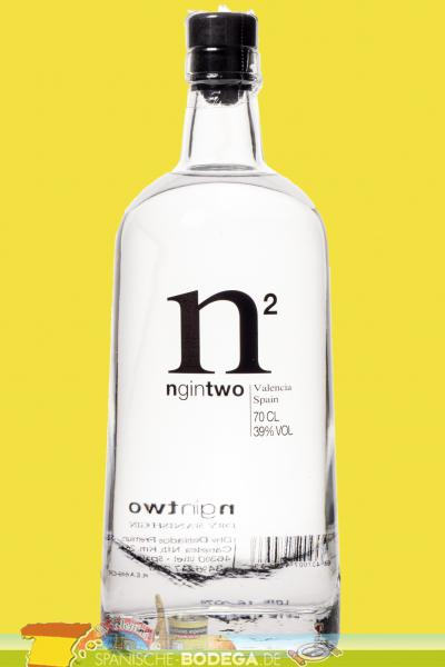 N Gin Two 70 cl