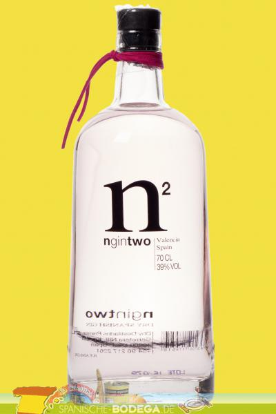 N Gin Two Pink 70 cl.