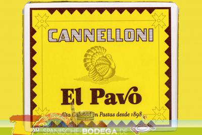 Cannelloni Canelones El Pavo