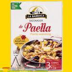 La Barraca - Würzmittel für Paella mit Safran