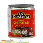 La Costeña Chipotles Peppers in Adobo Sauce 199g